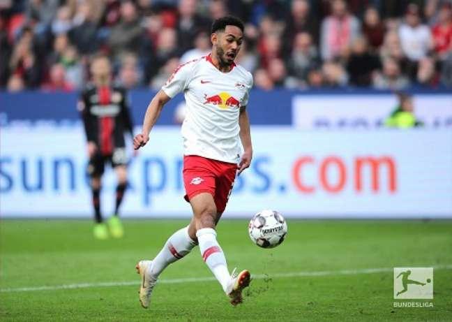Golaço de Matheus Cunha foi indicado ao Puskas (Foto: Reprodução/ Bundesliga)