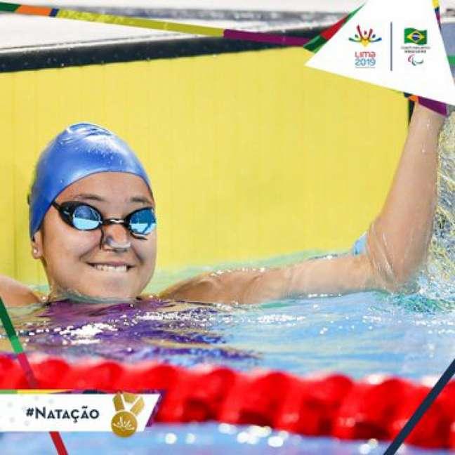 Brasil bate recorde de medalhas conquistadas no Parapan (Foto: Alexandre Schneider/EXEMPLUS/CPB)