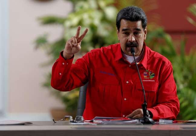 Presidente da Venezuela, Nicolás Maduro, em Caracas 28/07/2019 REUTERS/Manaure Quintero