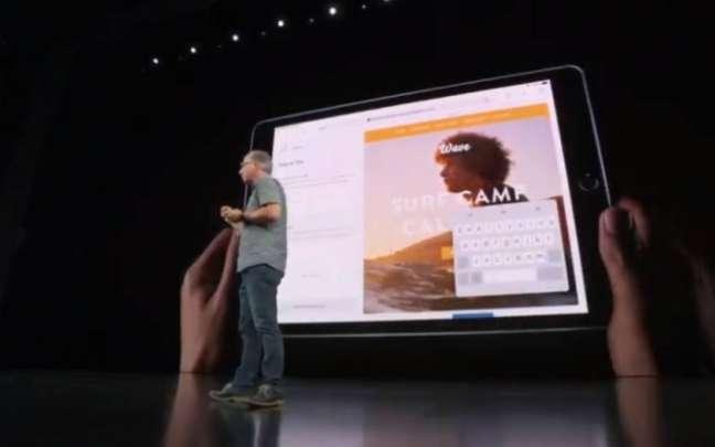 Novo iPad é divulgado