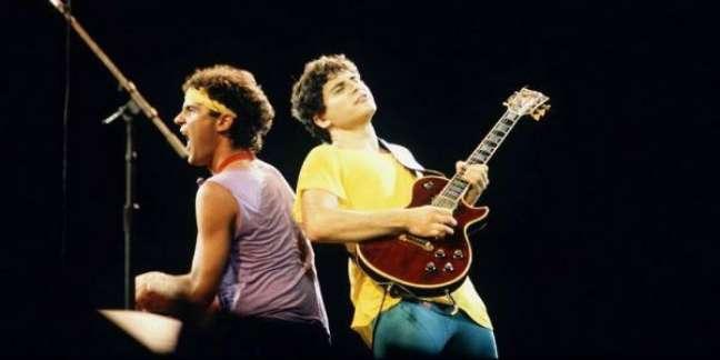 Ainda com Cazuza e Frejat, o Barão foi a banda nacional mais roqueira do Rock in Rio I (Foto/Divulgação)
