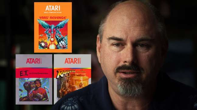 Autor de vários títulos famosos para o Atari, como Yars' Revenge considerado um dos maiores jogos do console, Raiders of the Lost Ark, inspirado no filme Indiana Jones e os Caçadores da Arca Perdida, e também E.T. the Extra-Terrestrial, considerado um dos piores jogos da história.
