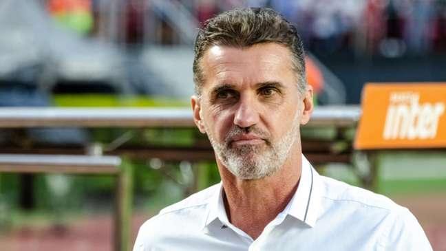 Mancini não é mais o coordenador técnico do São Paulo (Foto: Gero Rodrigues/Ofotografico/Lancepress!)