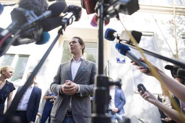 Sebastian Kurz deve reassumir o governo da Áustria