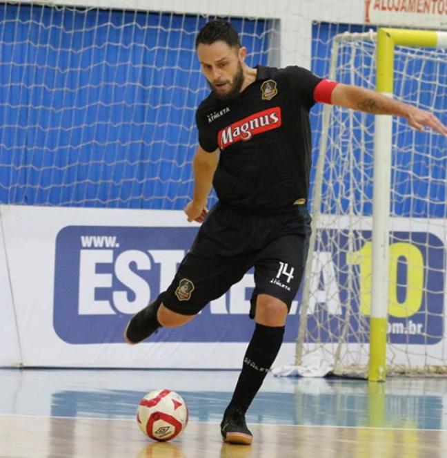 (Foto: Reprodução/ Instagram Magnus Futsal)