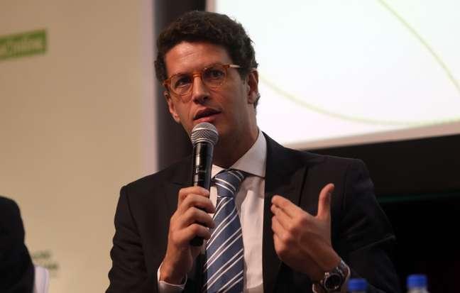 Ricardo Salles rebateu o governo venezuelano