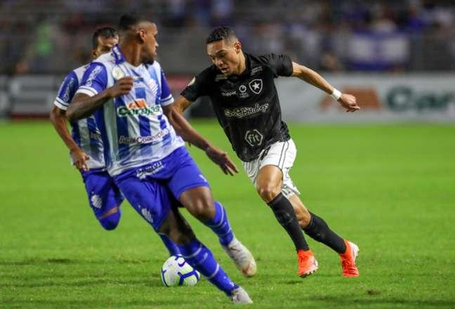 Luiz Fernando será titular no Botafogo (Foto: Carlos Ezequiel Vannoni/Eleven)