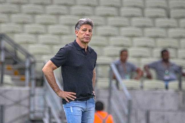 Renato Gaúcho nunca foi de dar muita bola para o Brasileiro, como treinador
