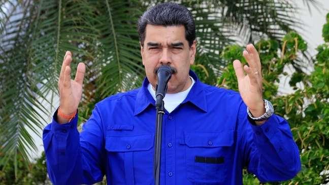 Militares são importante base de apoio de Nicolás Maduro