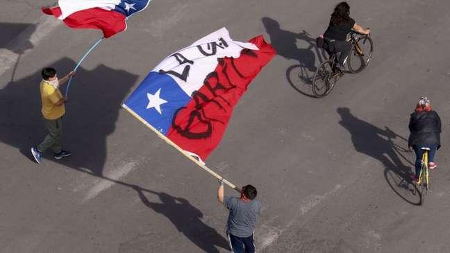 A mobilidade social é uma promessa nunca cumprida no Chile