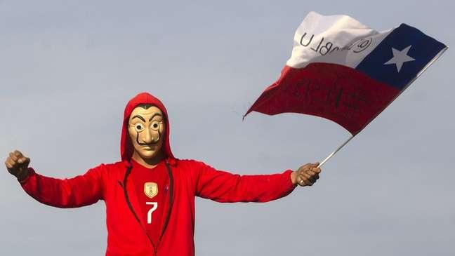 Os protestos no Chile não têm precedentes na democracia, retomada em 1990 após muitos anos de ditadura militar