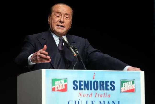 Silvio Berlusconi perdeu espaço para partidos ultranacionalistas na Itália