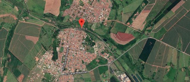 Município de Uchoa está localizado a 419 km da cidade de São Paulo
