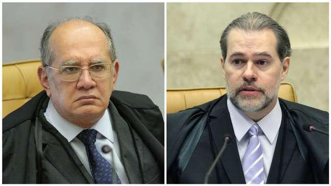Gilmar Mendes e Dias Toffoli já defenderam a prisão em segunda instância e mudaram seus votos