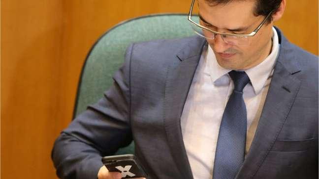 Vazamento de mensagens atribuídas a Dallagnol levantou suspeitas sobre a legalidade da condução de investigações pelo Ministério Público Federal no Paraná