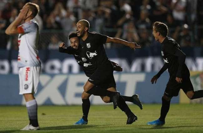 Bragantino venceu o Operário fora de casa e agora torce contra o Sport (Foto: Divulgação/Bragantino)
