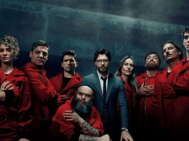 La Casa de Papel: elenco dá o tom da próxima temporada