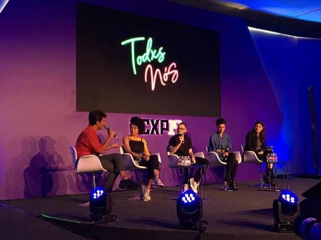 """Série """"Todxs Nós"""" foi discutida durante a CCXP 2019."""