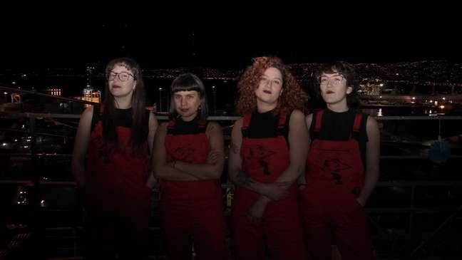 O coletivo chileno Las Tesis adapta textos de autoras feministas para peças teatrais
