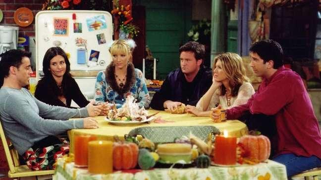 Séries de TV como 'Friends' exibem exemplos do comportamento infantilizado