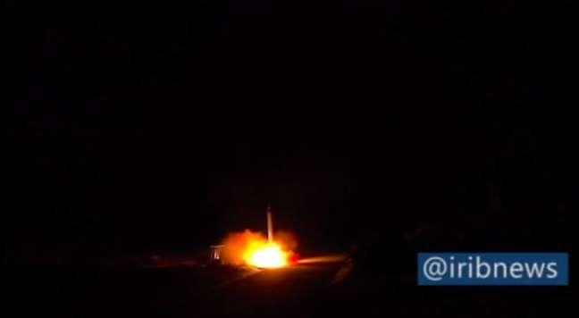 Teerã lançou mísseis em retaliação à morte de general Soleimani