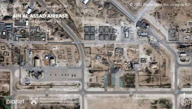 Fonte dos EUA diz que míssil do Irã pode ter abatido avião