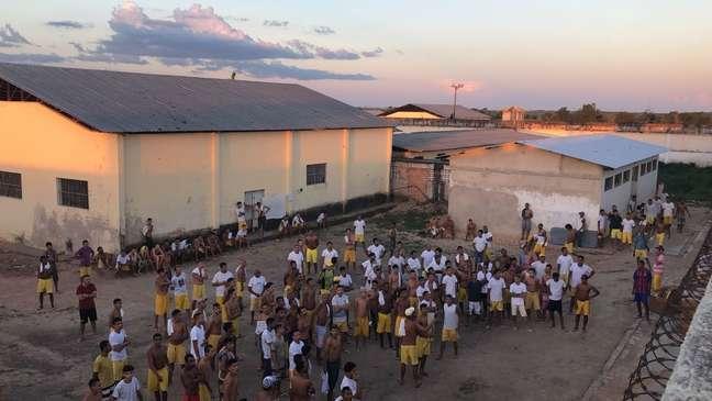 Penitenciária Agrícola de Monte Cristo, Roraima