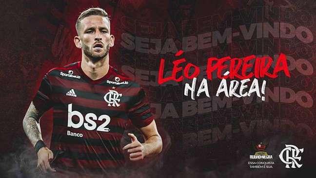 Léo Pereira vive momento difícil no Flamengo