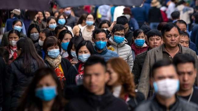 Mais de 250 pessoas já morreram por causa do coronavírus