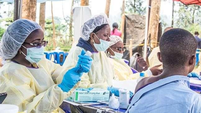 OMS declarou ebola emergência de saúde global duas vezes