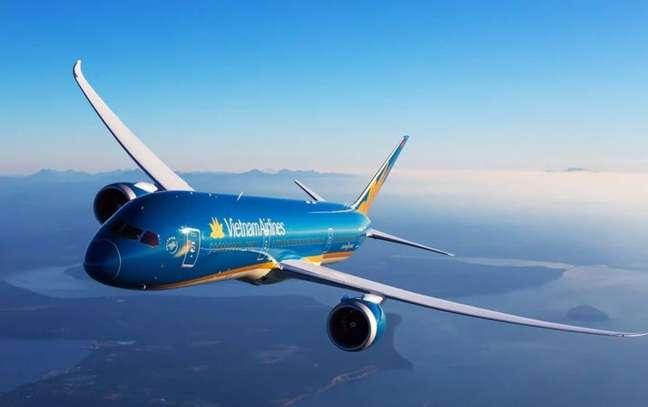 Devido ao surto de coronavírus, Vietnam Airlines cancela voos para China