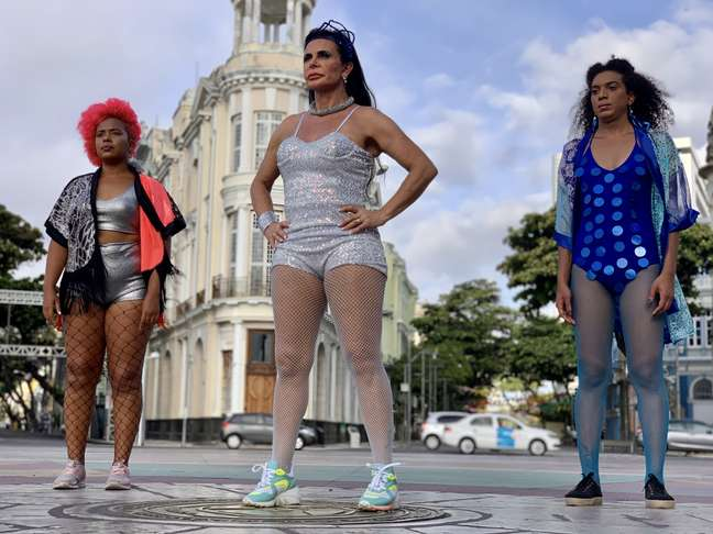 Gretchen e a Prefeitura do Recife lançam campanha contra o assédio sexual para o Carnaval 2020