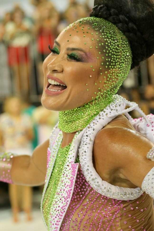 Famosas irão desfilar no Carnaval de São paulo em 2020