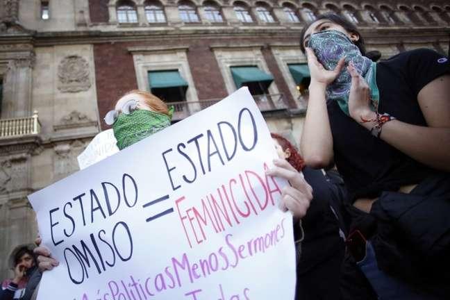 Assassinato se soma à série de feminicídios no México