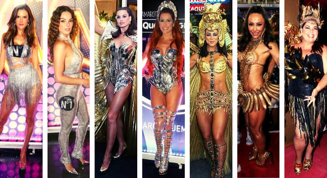 Famosas no Carnaval (AgNews)
