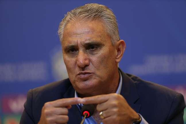 O técnico Tite vai anunciar na sexta (18) os convocados da Seleção brasileira para o início das eliminatórias do Mundial de 2022