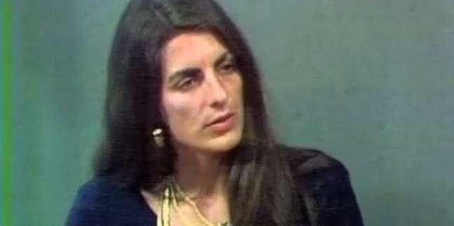A verdadeira Christine Chubbuck no estúdio da WXLT: crise pessoal agravada pela pressão por Ibope