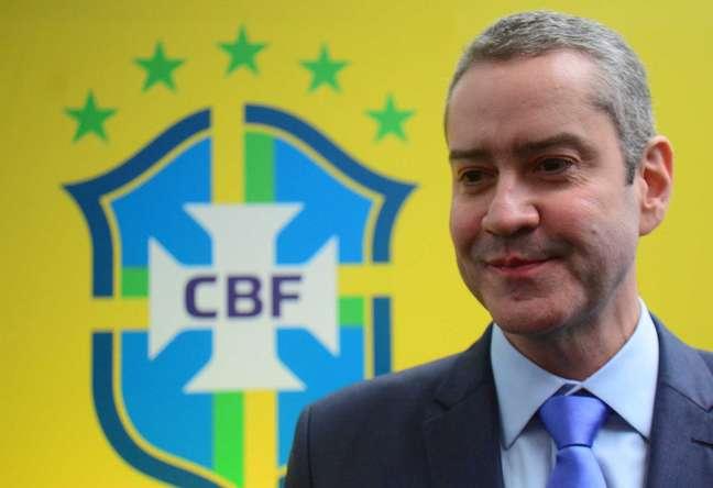 Rogerio Caboclo, presidente da CBF, relutava em pedir licença do cargo para apuração de denúncia que o envolve em assédio sexual e moral; foi afastado pelo Conselho de Ética da entidade