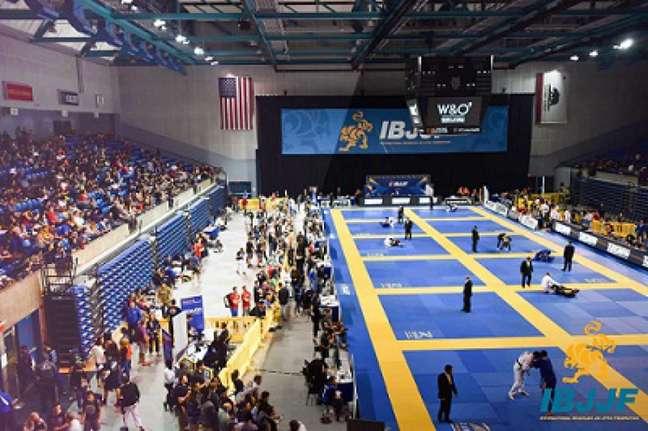 IBJJF comunicou o cancelamento do Pan-Americano de Jiu-Jitsu 2020 (Foto: Divulgação/IBJJF)