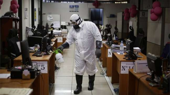 El Salvador ainda não registrou casos de coronavírus