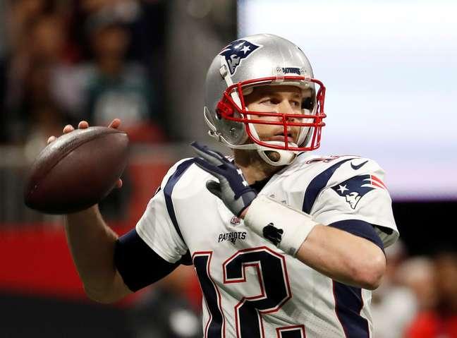 Tom Brady deixou o New England Patriots após 20 anos  03/02/2019 REUTERS/Kevin Lamarque