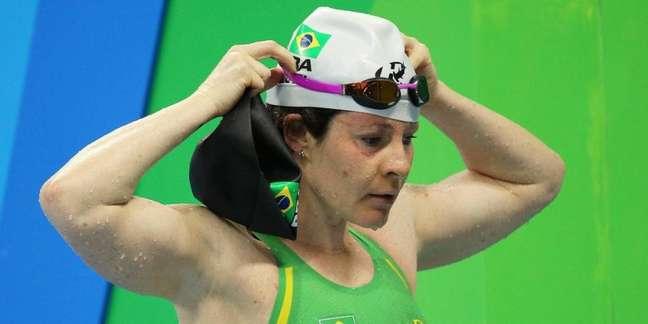 Nadadora paralímpica Raquel Viel segue com um grupo de atletas isolados em Quito (Cezar Loureiro / MPIX / CPB / CP)