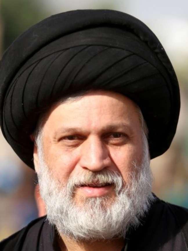 """O influente clérigo xiita do Iraque Muqtada al-Sadr disse que a covid-19 era culpa da """"legalização do casamento homossexual"""""""