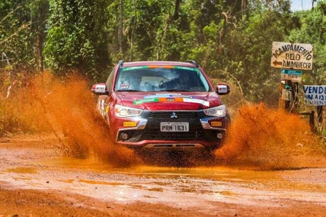 A Mitsubishi é a marca que mais investe em roteiros de aventura 4x4 no Brasil.