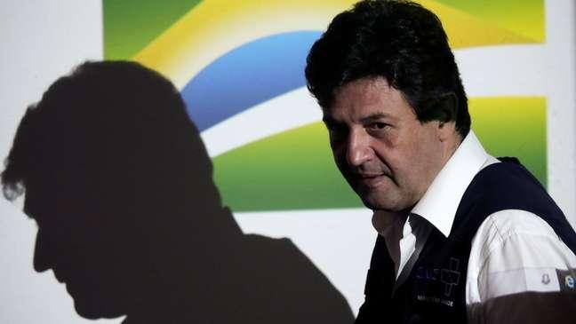 O ex-deputado federal Luiz Henrique Mandetta anunciou sua demissão do Ministério da Saúde nesta quinta-feira