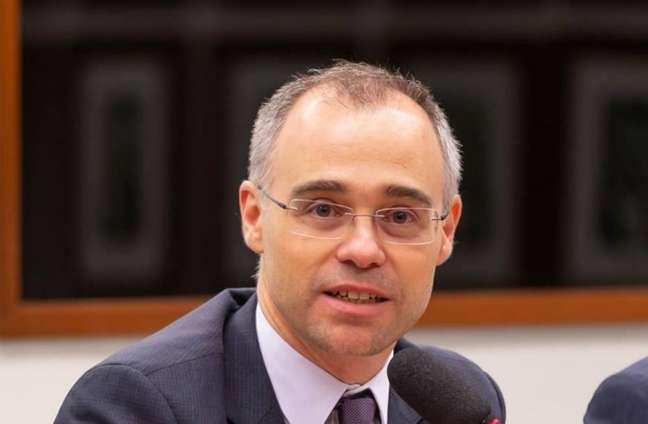 André Luiz de Mendonça, advogado-geral da União indicado por Jair Bolsonaro ao cargo