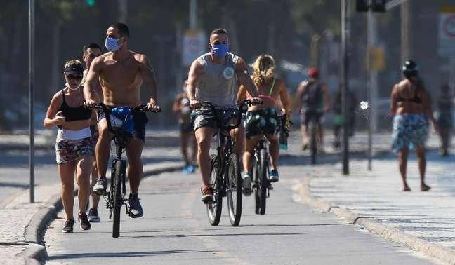 Copacabana é agora o bairro com mais casos de covid-19 no Rio