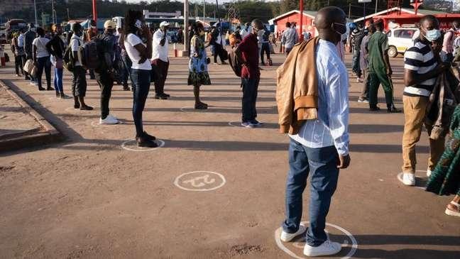Ruanda impôs medidas de contenção quando tinham menos de 20 casos confirmados