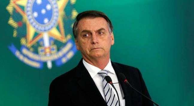 Bolsonaro diz que não está preocupado com investigação sobre suposta interferência na PF
