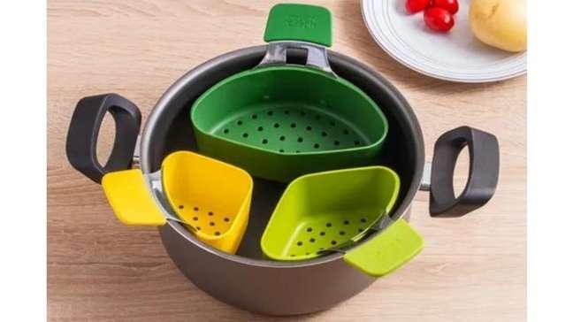 Guia da Cozinha - 7 utensílios de cozinha que vão facilitar o preparo de refeições saudáveis